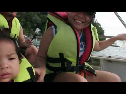 Ysabela's Holiday at Pangkor Youtube
