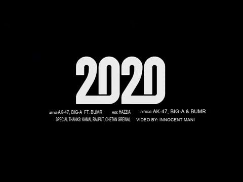 2020 - AK-47 | BIG-A | BUMR | HAZZIA |VIDEO - INNOCENT MANI