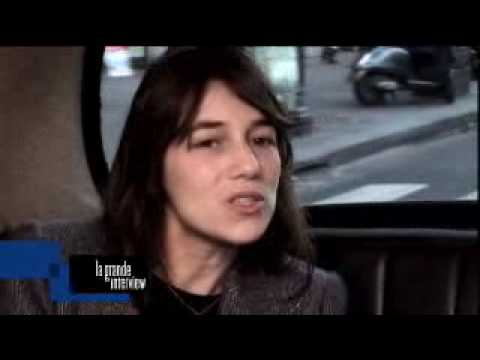 Charlotte Gainsbourg - La grande interview de Canal+Cinema 2/3 - about movie I'm not there