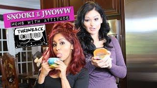 #BABYFOODFIGHT | Moms With Attitude Throwback | Awestruck