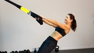 trx fullbody 5 get your legs ripped arms and core strength training