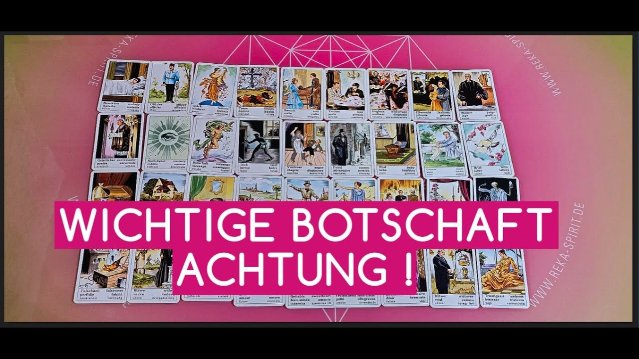Download Achtung! Wichtige Botschaft (Seelenpartner)