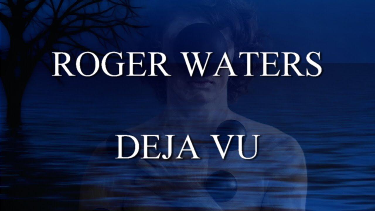 ผลการค้นหารูปภาพสำหรับ roger waters deja vu
