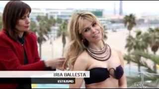 Yolanda Cardona Posing For Fuera De Serie