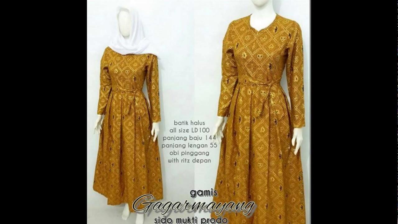 Wa 08170666635 Contoh Model Dress Batik Modern Dress