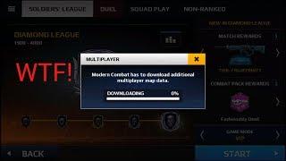 Modern combat 5  multiplayer data downloading fix