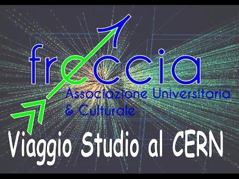 Viaggio Studio al CERN - FRECCIA-UNISALENTO