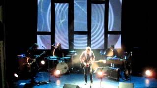 Jonathan Johansson - Den brända jorden (live) @ Södra Teatern, Stockholm, 2012-11-07