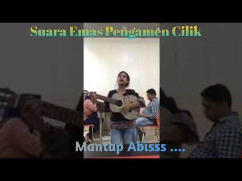 COVER!!! Suara Emas Pengamen Cewek Cilik Makassar Nyanyi Lagu Ayah