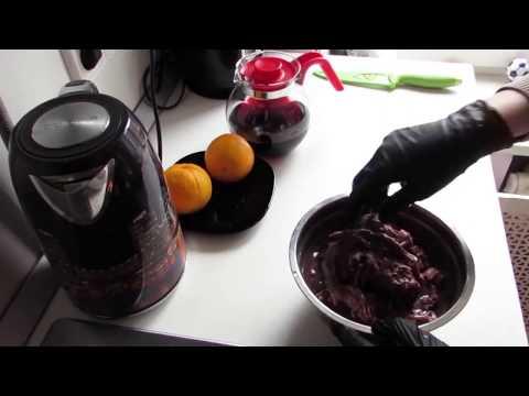 Винно - апельсиновый маринад для оленины