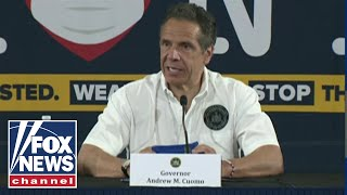 Cuomo's recent statements on nursing homes stun 'The Five'
