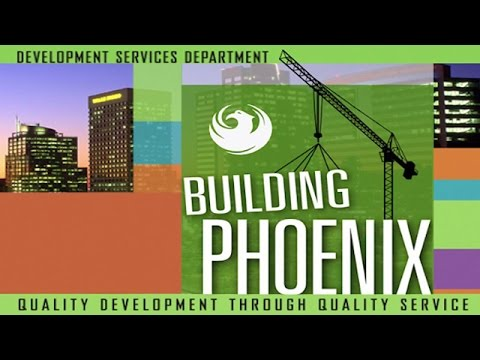 Building Phoenix: Planning Development Department, Oct. 10, 2014