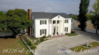 26776 rd. 196 Exeter, CA 93221