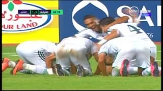 فيديو..أحمد جمعة يتقدم للمصري أمام الشرقية في الدوري