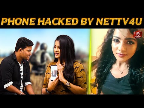 PUBG Addicted   What's On My Phone   Interview With Chitra VJ   #AK