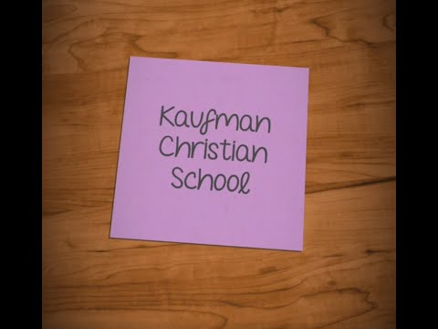 Kaufman Christian School- Can you guess the KCS teacher/staff?