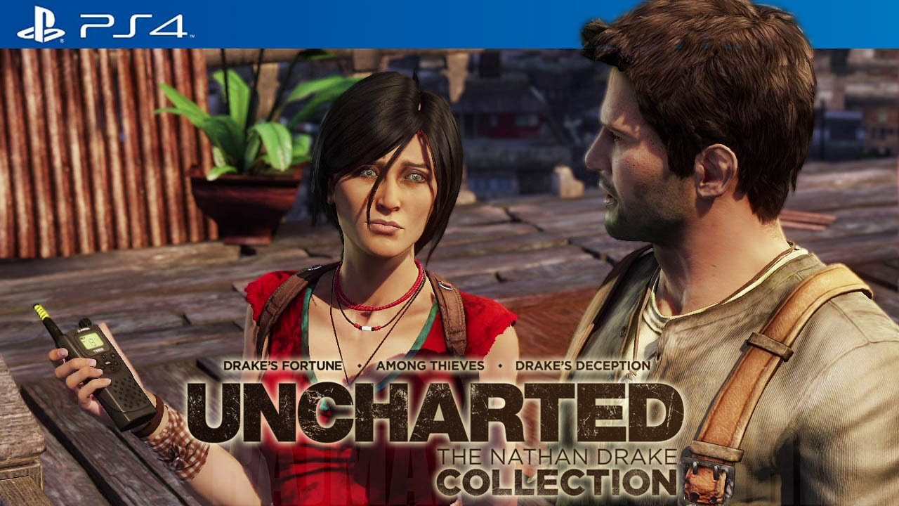 Uncharted The Nathan Drake Collection Among Thieves Gameplay