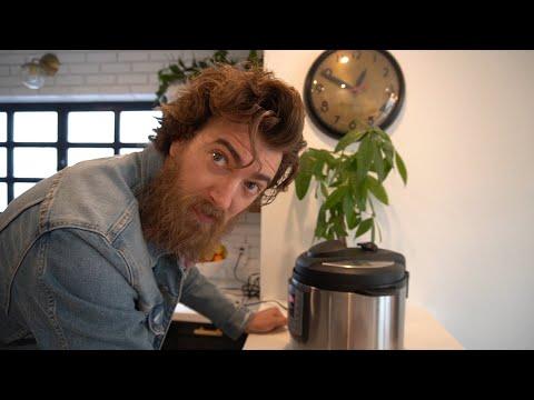 Rhett Cooks Beans for Link