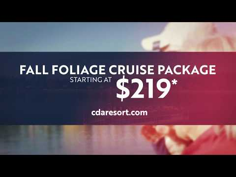 Fall Foliage Cruise Package