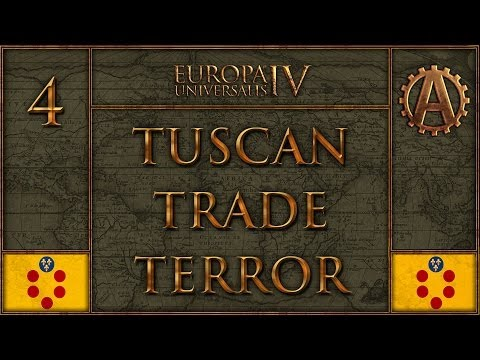 Europa Universalis IV The Tuscan Trade Terror 4