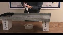 Drain Pan Repair; Air Handler Repair, PANSEAL HVAC coating and sealant, Dynesic