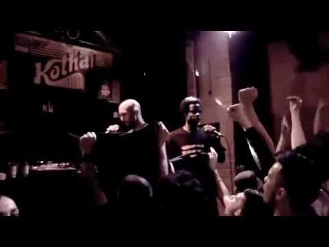 Grems - Pinocchio [prod Tambour Battant] live @ Enjoy Festival [Café Julien - Marseille]