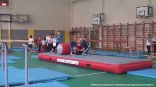 Семинар. Урок гимнастики в обычной школе.