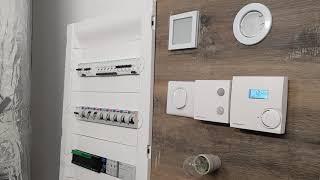 Умный дом - Управление освещением