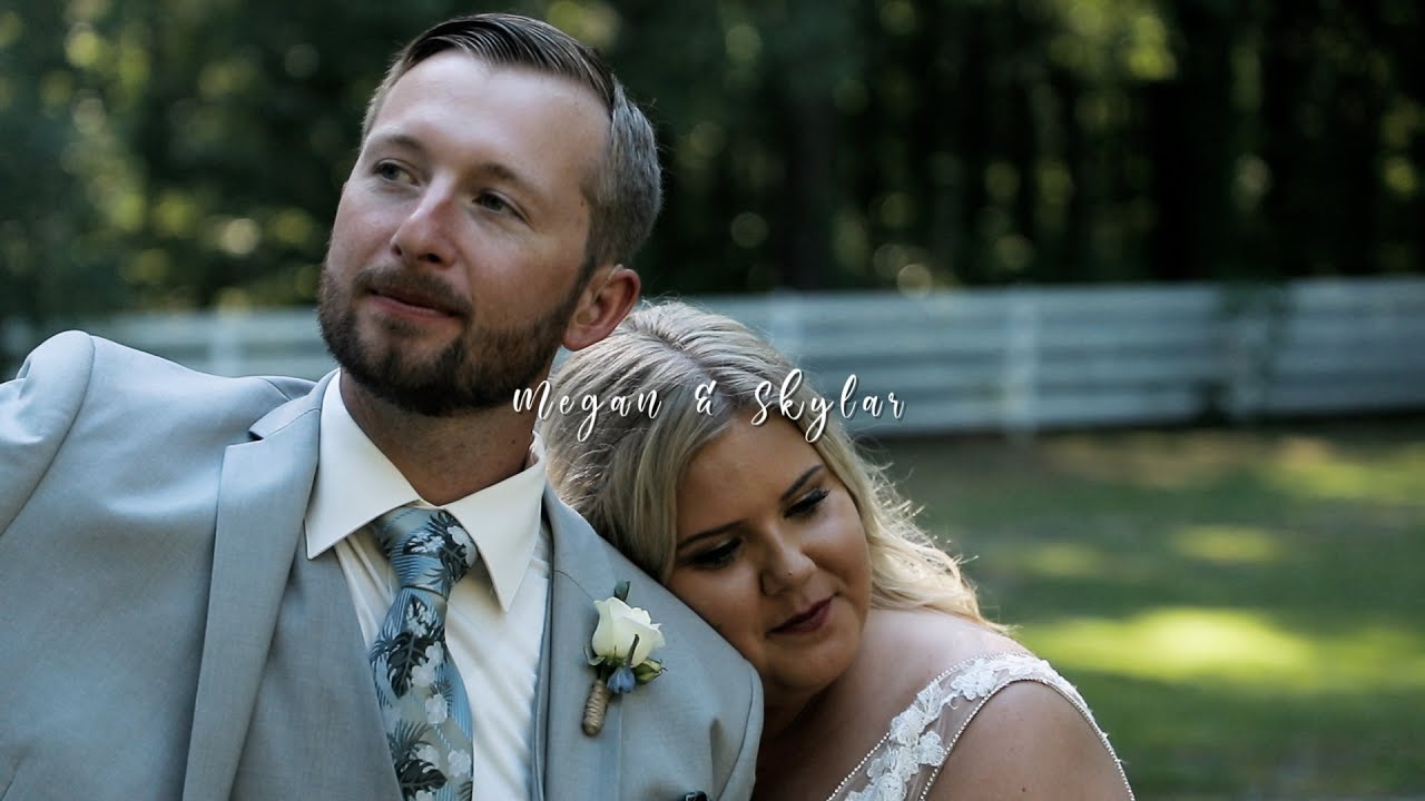 Megan & Skylar Wedding Highlight Teaser   Cliffe Inn Bed & Breakfast   Glenn Allen, VA