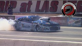 2017 NHRA Toyota Nationals @ LVMS (Part 4 - Pro Modified Qualifying session 1 Highlights)