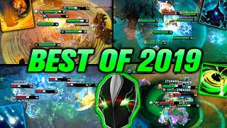 Dota 2 Rubick Moments [BEST OF 2019]