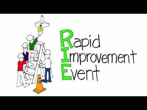 Rapid Improvement Events at TECO Energy, Inc.