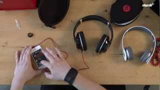 Monster Beats by Dr. Dre Solo vs. Studio - Unboxing & Review (deutsch)(, 2012-05-29T09:35:39.000Z)