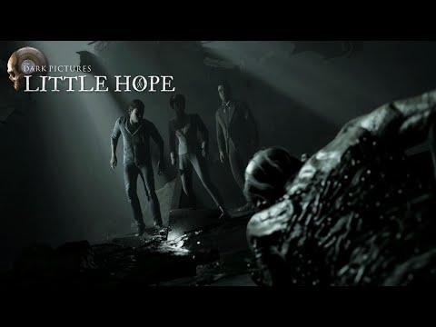 [DE] The Dark Pictures: Little Hope - Release Date Announcement Trailer - PS4/XB1/PC