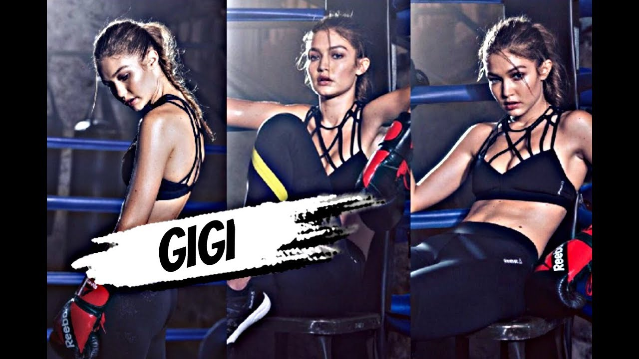 Gigi Hadid - Fight Song