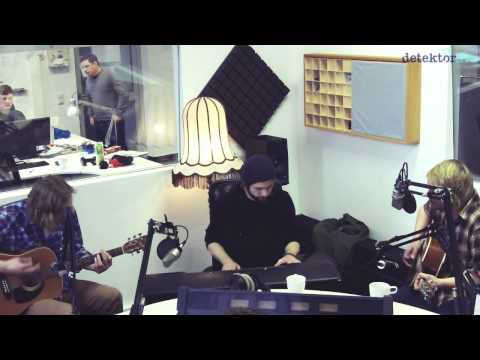 Steaming Satellites - Another Try (detektor.fm-Session)