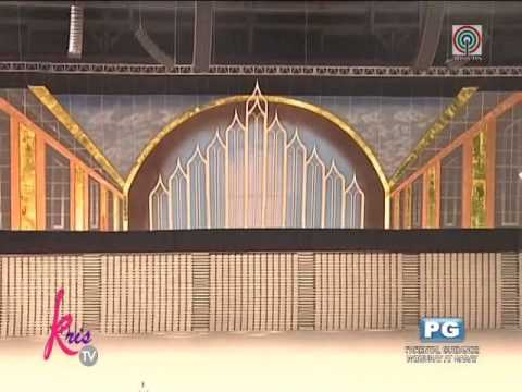 Kris TV features Philippine Arena Part 3 of 7