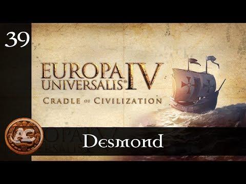 Desmond #39    EU4 Cradle of Civilization Gameplay ITA