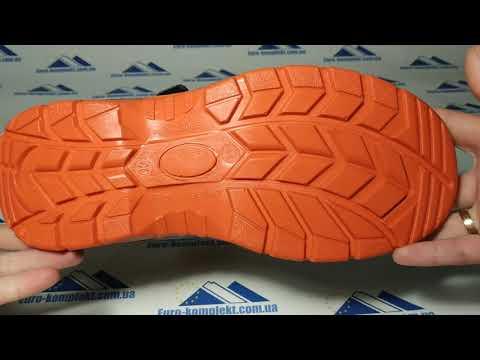 Сандалии рабочие, летняя рабочая обувь EURO-URG-S-SB