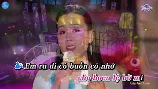 [KARAOKE] Bông Ô Môi - Lưu Ánh Loan & Lê Sang