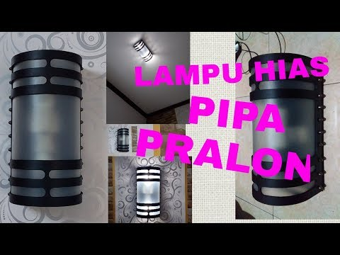 LAMPU HIAS PIPA PRALON