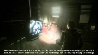 Alan Wake: The Signal - Last boss and ending