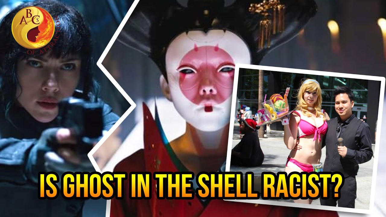 Is Ghost In The Shell S Scarlett Johansson Racist Casting Anime Fans Review The Whitewashing Youtube