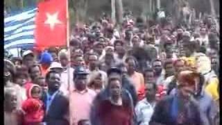 West Papua - Papua New Guinea