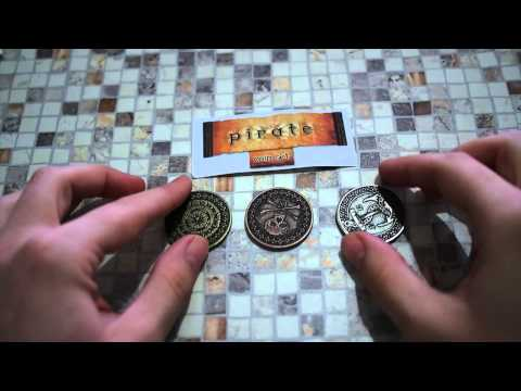 Metal Coins by Drawlab Review - Cardboard Castaway