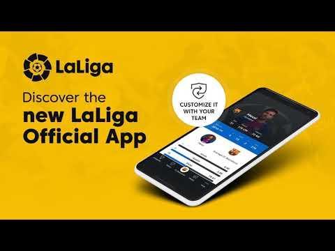 La Liga Live Soccer Scores, Stats, News Highlights - Apps on Google Play