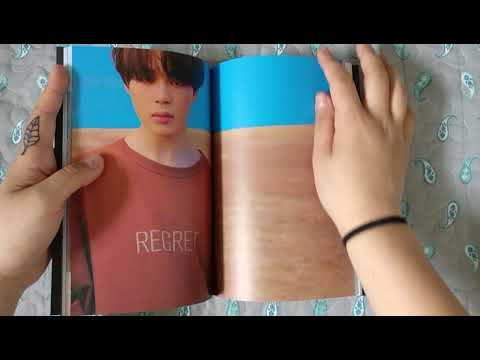 [BTS] Love Yourself: Tear unboxing (4 albums)