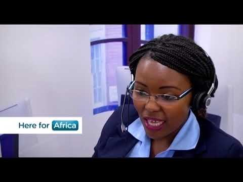 Here for Africa Ep1: Blockchain a game changer for the future of financial transactions