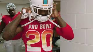 Arrivals At The Pro Bowl