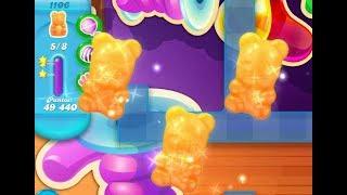 Candy Crush Soda Saga LEVEL 1106 ★★★ STARS (No boosters)